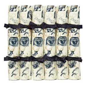 Antler Woodland Crackers £13 - Paperchase