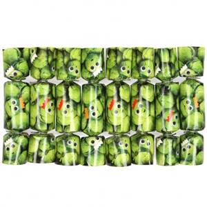 Sprouts mini crackers £6.50 - Paperchase