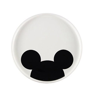 Cooee Design Mouse plate £22 - Violet & Percy