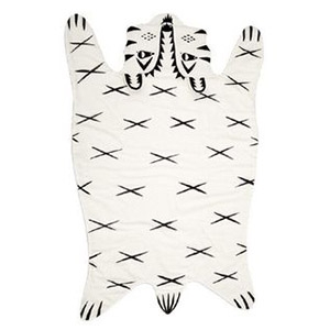 Heirloom Tiger Blanket $219.95 - The Gathered Store