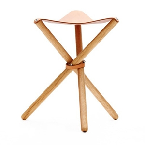The Camp Stool $180 - Harrison Goods