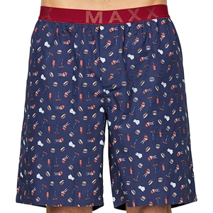 Men's Maxx Poplin Sleep Shorts in Grill Print $20 - Target