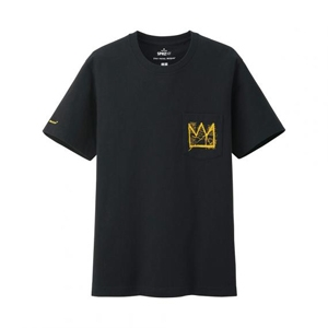 Men's SPRZ NY Graphic T Shirt (Jean-Michel Basquiat) AU$19.90 - Uniqlo