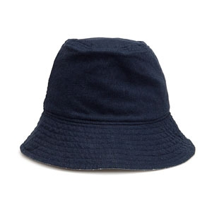 Linen Bucket Hat, $49.95, from Country Road.