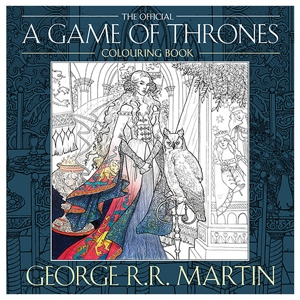 A Game Of Thrones Colouring Book, $13, from Target Australia.