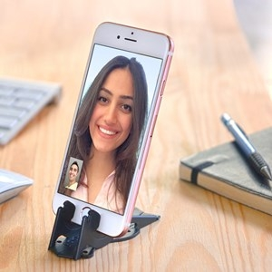 Pocket Tripod® iPhone Stand The only iPhone stand that can hide away in a wallet or purse until it's needed. AU$40.97