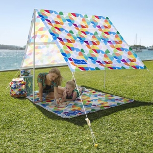 Sunny Jim Sunshade Gorgeous sunshades in fun prints with the highest UV rating on the market. AU$149.95