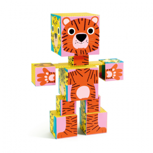 Djeco Cubes For Infants, $39.67, from Little Citizens Boutique.