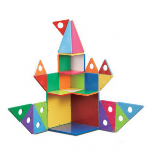 Magna Tiles 33 Piece GS Set and Connection Guide, $81.49, from Little Citizens Boutique.