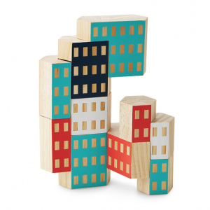 Blockitecture, $37.10, from Uncommon Goods.