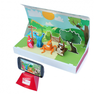 Stop Motion Claymation Kit, $29.70, from Uncommon Goods.