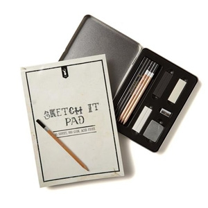 Artists Sketching Kit $29.99 - Cotton On