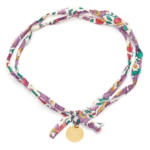 Flowers of Liberty Betsy Charm Necklace £19.95 - Liberty