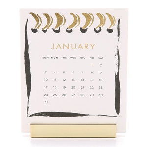 Kate Spade New York Desktop Calendar AU$28.24 - Shopbop