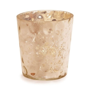 Mercury Tealights in rose gold $6 each, from West Elm Australia