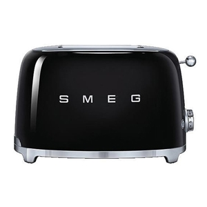 Black Smeg 2 Slice Toaster, $149.95, from West Elm US.