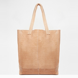 Oasis Leather Unlined Shopper £38 - ASOS