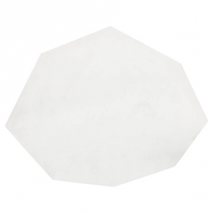 Gem Serving Board in White Marble $59.95 - Freedom