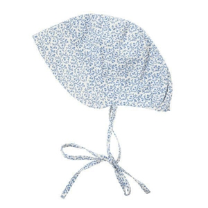 Peggy Daisy Bonnet in Blue Liberty $34.95 - My Messy Room