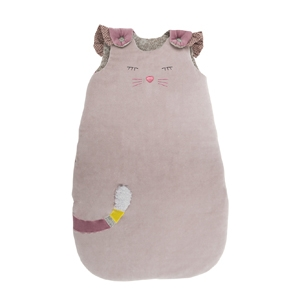 Les Pachats Sleeping bag in pink $124.37 - Little Citizens Boutique