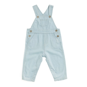 Fair ground overalls in faded denim $64.95 - Pure Baby