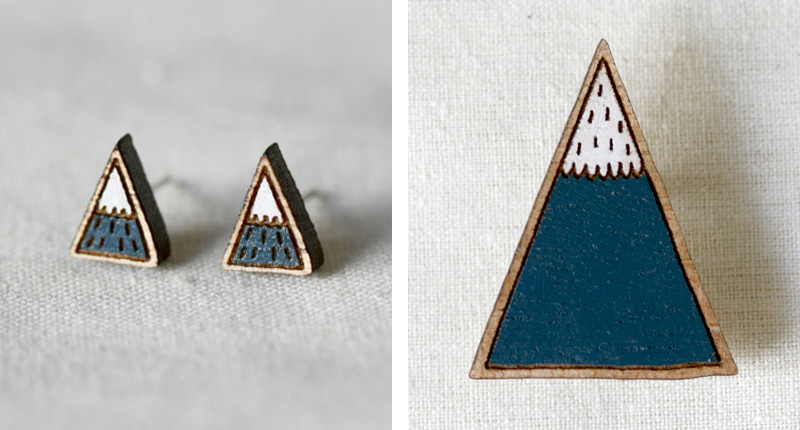 How Much A Pair Of The Darling Little Paper Plane Stud Earrings Are Au 32 Read More Pannikin S Website