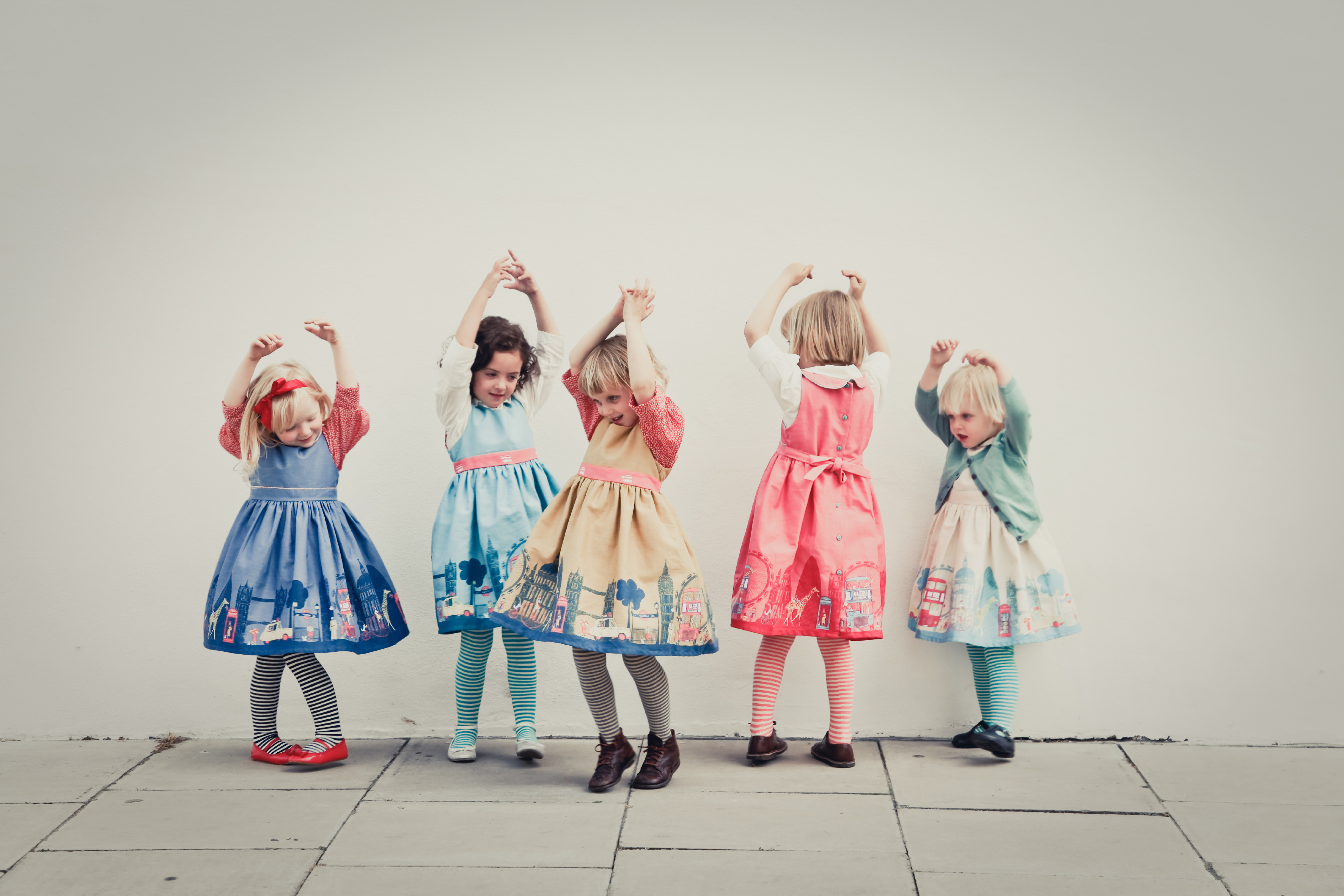 1950s Fashion For Little Girls