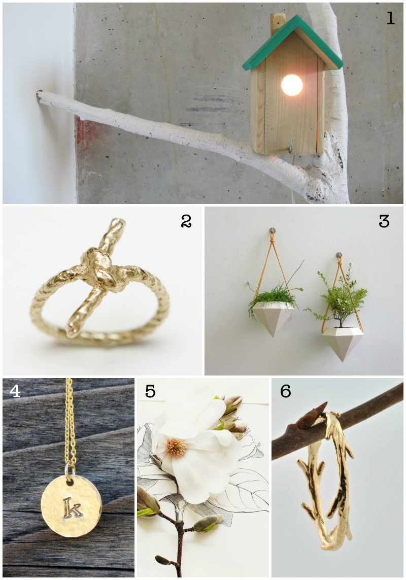 Etsy Christmas Gift Guide via WeeBirdy.com