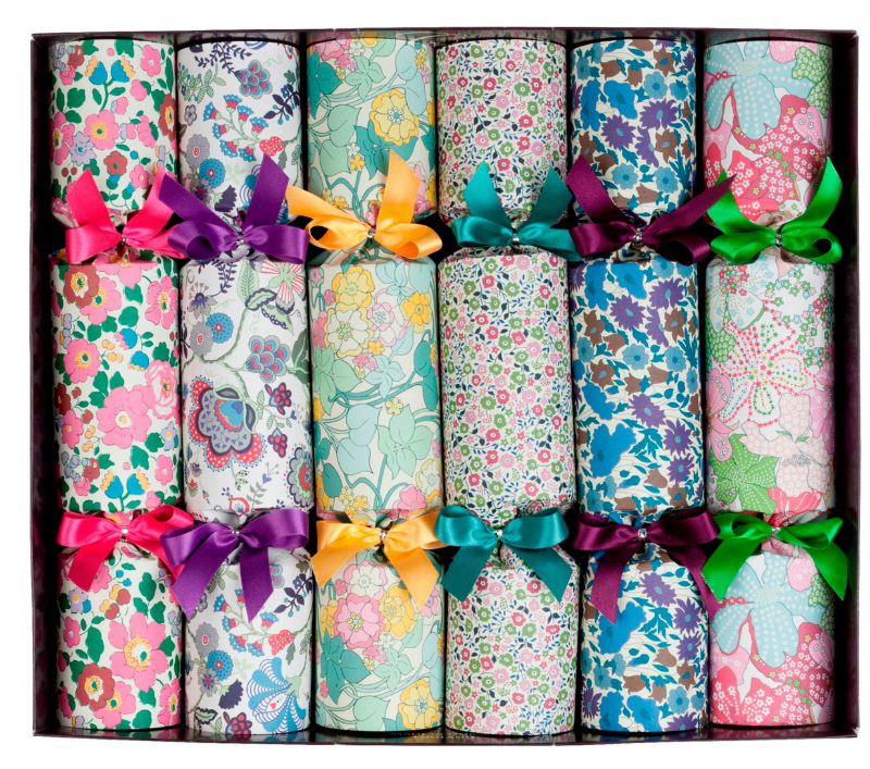 Liberty print crackers via WeeBirdy.com