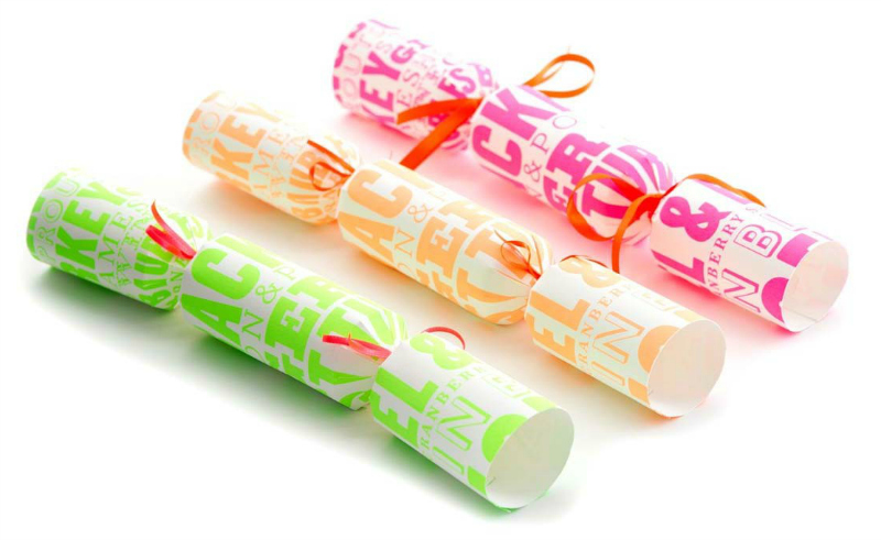Pedlars Christmas Crackers via WeeBirdy.com