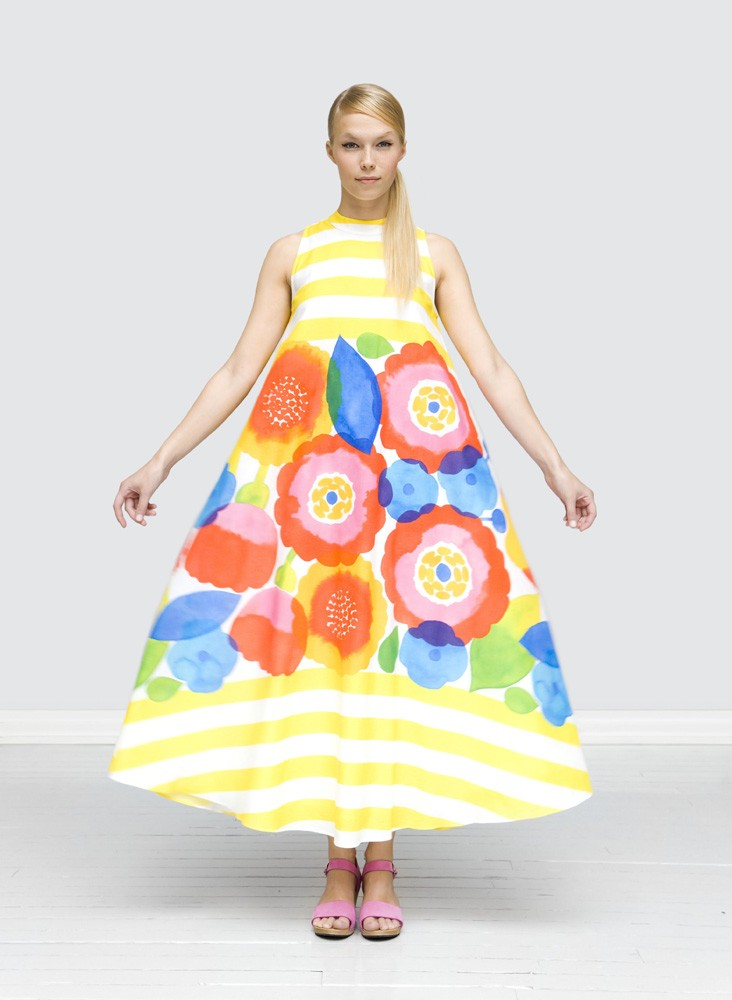 Marimekko Kaly dress via WeeBirdy.com