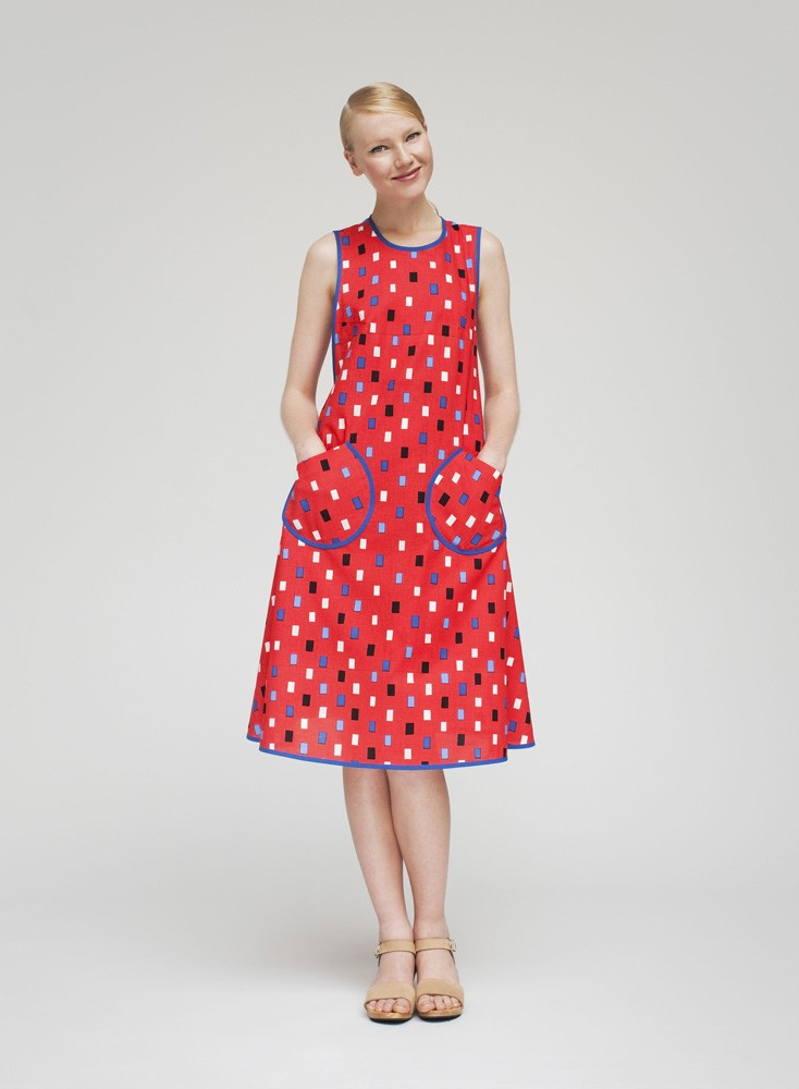 Marimekko Nopsa dress via WeeBirdy.com