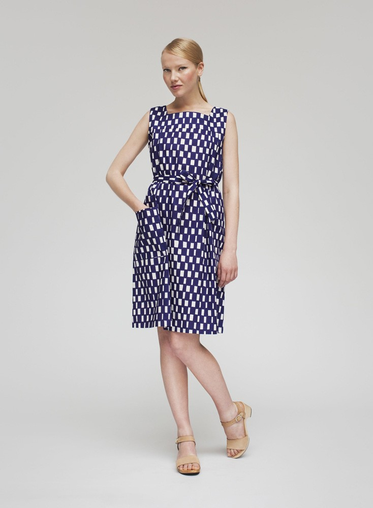 Marimekko Sattuma dress via WeeBirdy.com