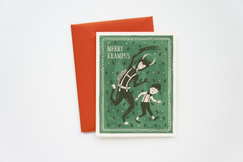 Quill and Fox Christmas Cards