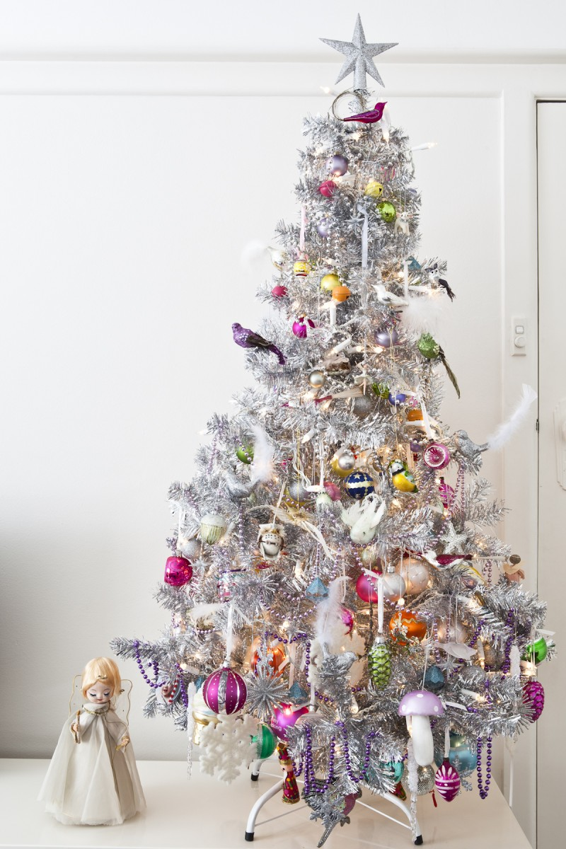 Wee Birdy Christmas Tree via WeeBirdy.com
