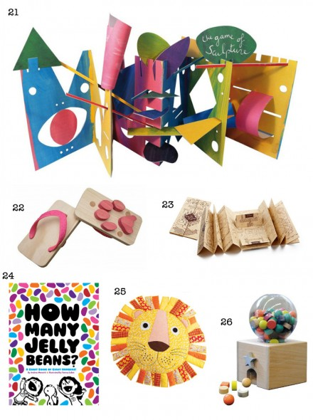 Christmas Gift Guide 2012: Presents for Kids via WeeBirdy.com