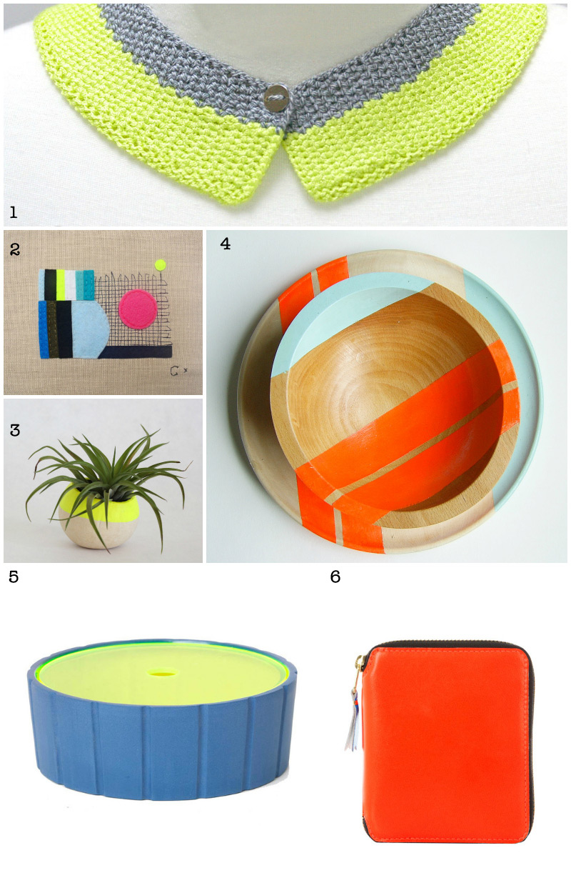 Wee Birdy Christmas Gift Guide 2012: The Best Neon Presents