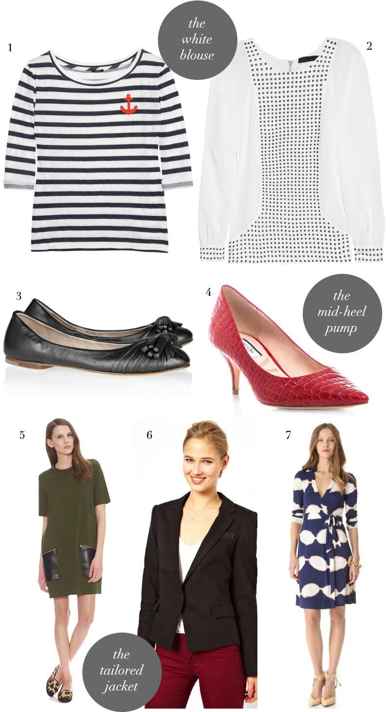 Best classic buys and wardrobe essentials on sale via WeeBirdy.com