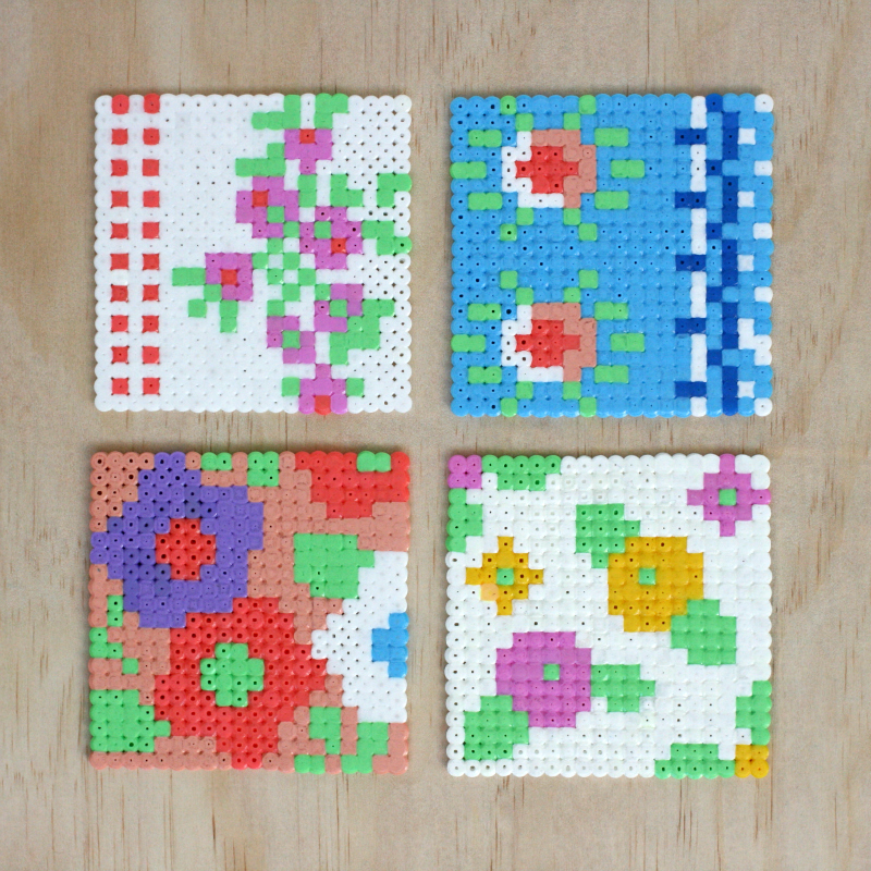 Wee birdy the insider s guide to shopping design - Hama beads cuadros ...