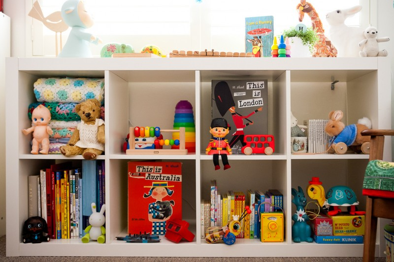 A wee nursery room tour via WeeBirdy.com