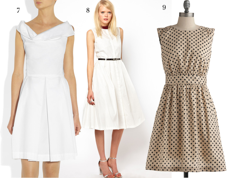 Top 12 Summer Frocks via WeeBirdy.com