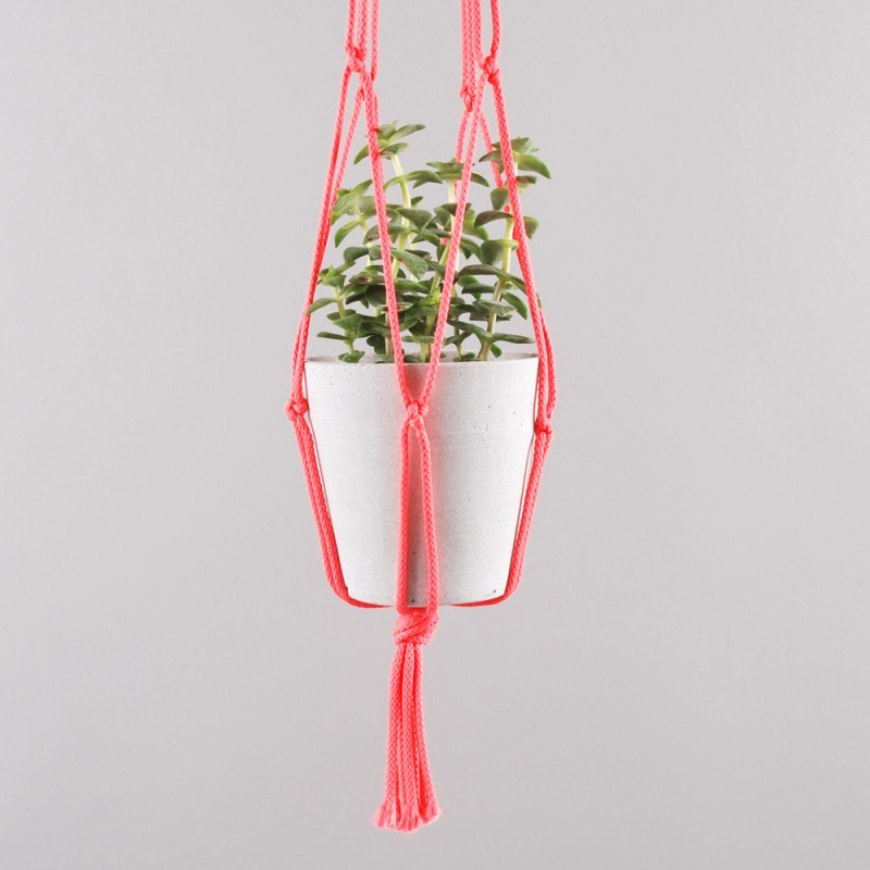 Goodhood plant hanger via WeeBirdy.com