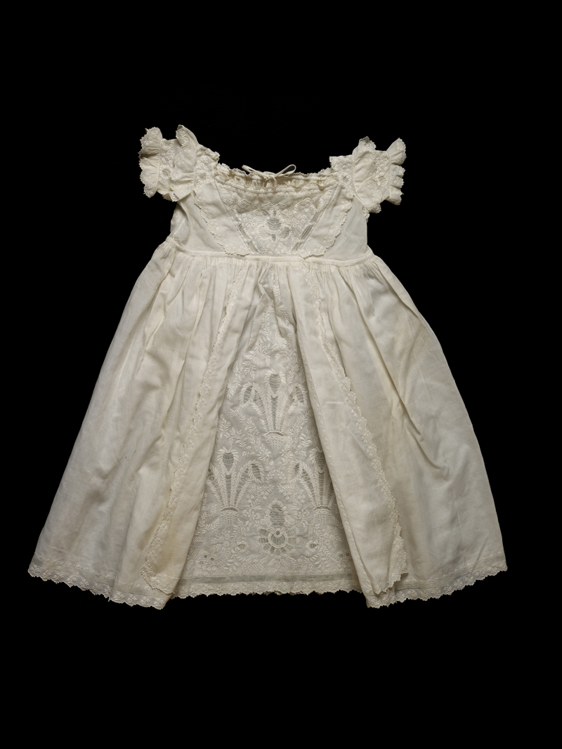 Robe worn by Prince Albert Edward (Edward VII) c1841 via WeeBirdy.com