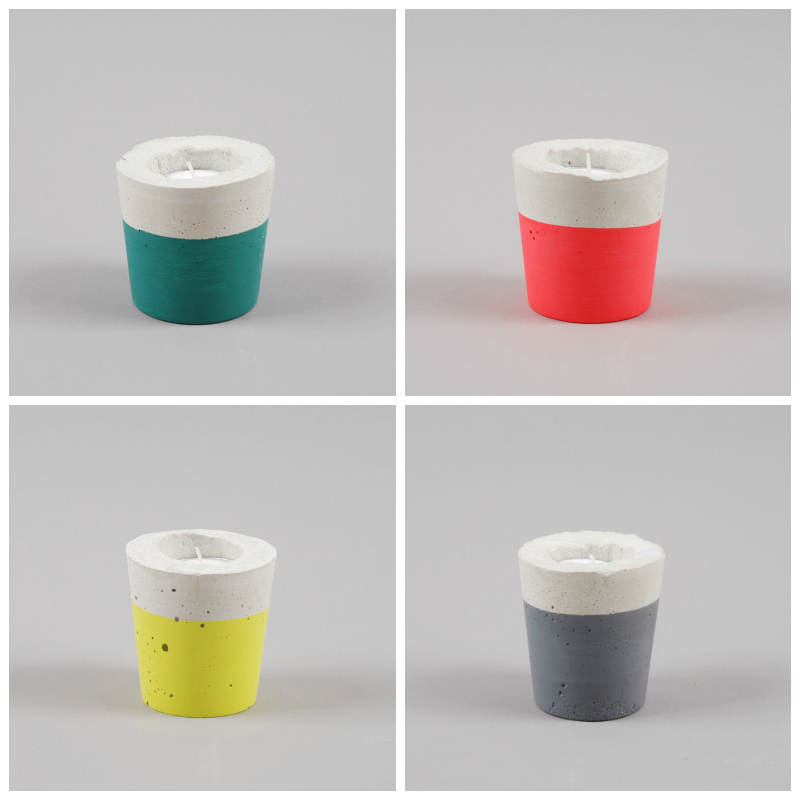 Sarai candleholders at Goodhood Life Store via WeeBirdy.com