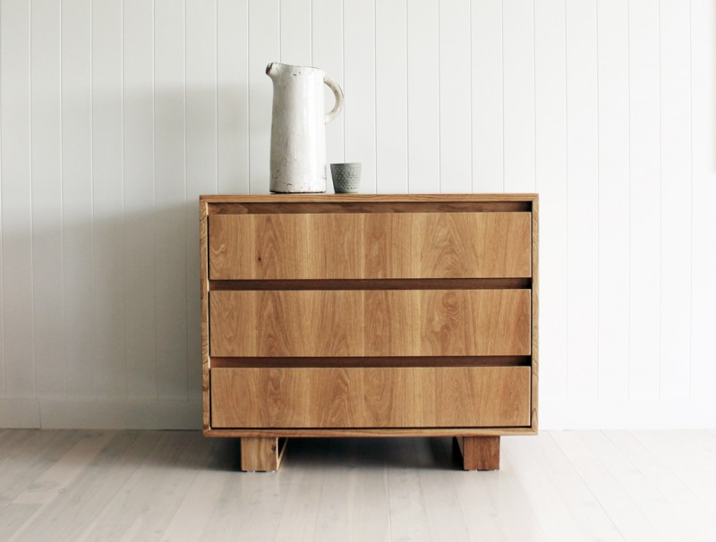 Drawer unit by Mr & Mrs White via WeeBirdy.com