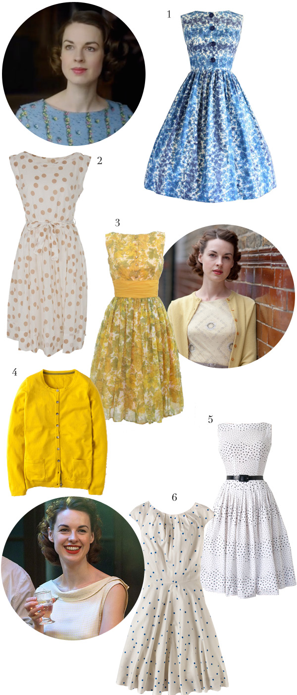 Get the Look: Nurse Lee from Call the Midwife, via weebirdy.com