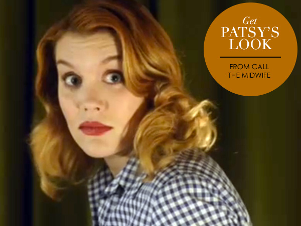 Get the Look: Patsy from Call the Midwife, via WeeBirdy.com