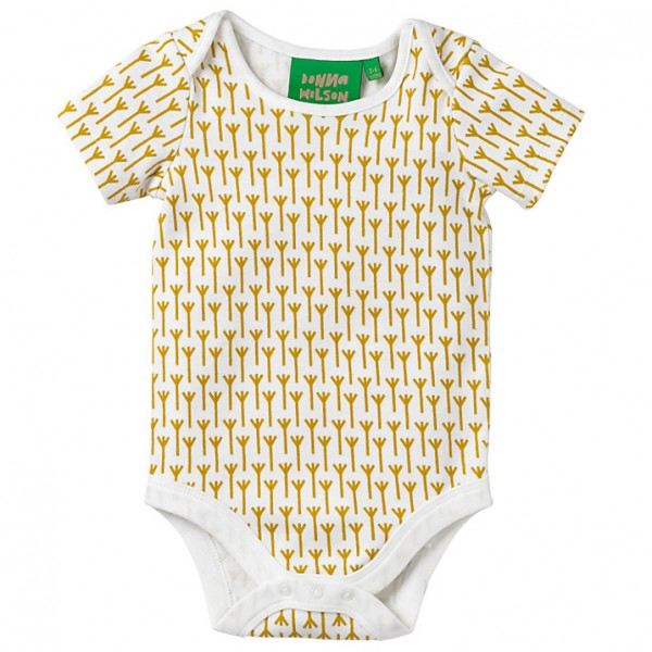 Donna Wilson for John Lewis baby stem print bodysuit, via WeeBirdy.com