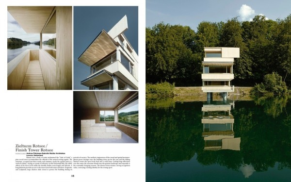 Hide and Seek: The Architecture of Cabins and Hide-Outs, edited by Sofia Borges, Sven Ehmann, Robert Klanten, Published by Gestalten, €39.90.