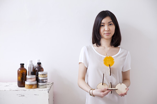 Etsy Design Award winner Mei Ong from Vice and Velvet via WeeBirdy.com.